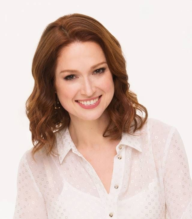 Ellie Kemper by Andrew Eccles 3_d