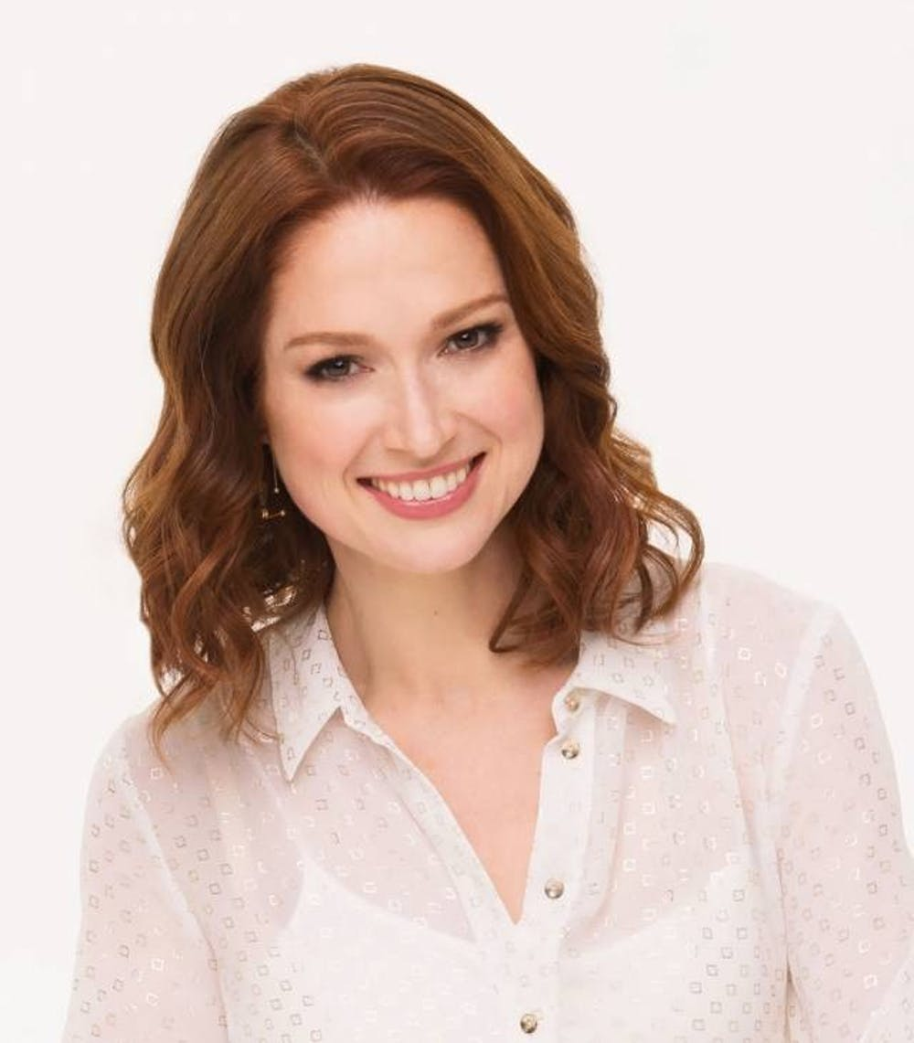 <p>Ellie Kemper '02. Courtesy of the Office of Communications.&nbsp;</p>