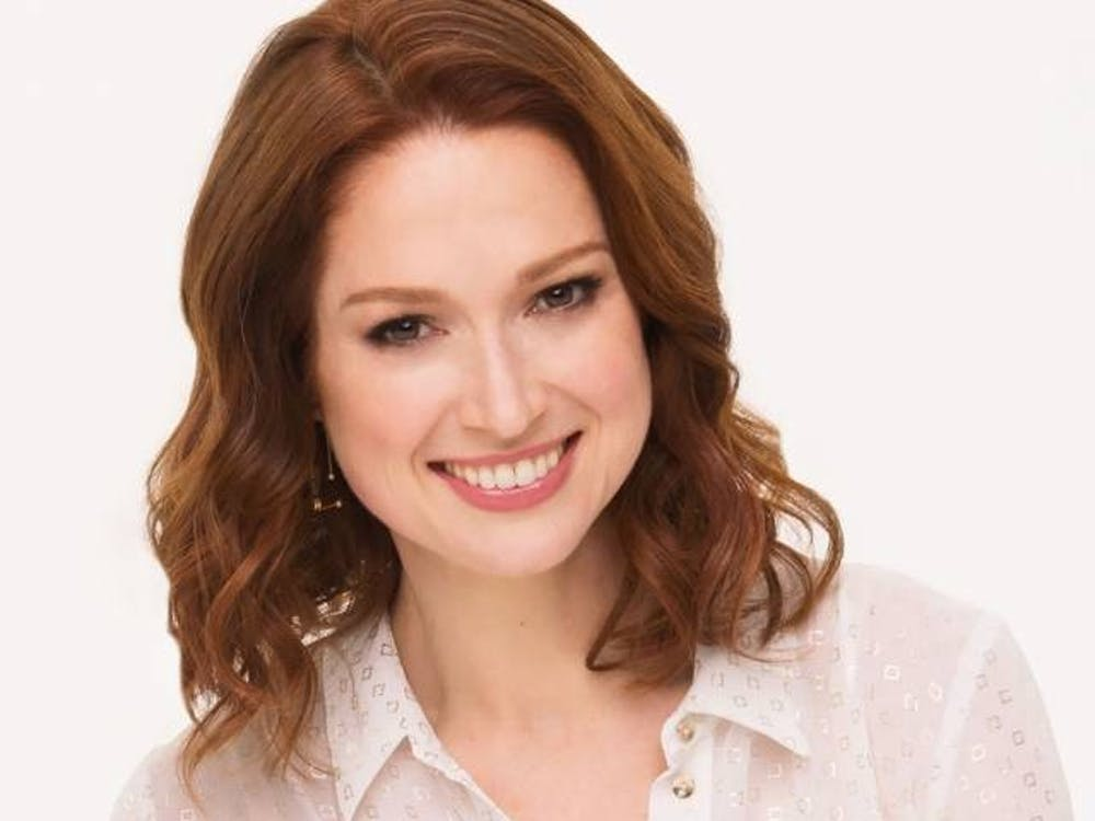 Ellie Kemper '02. Courtesy of the Office of Communications.