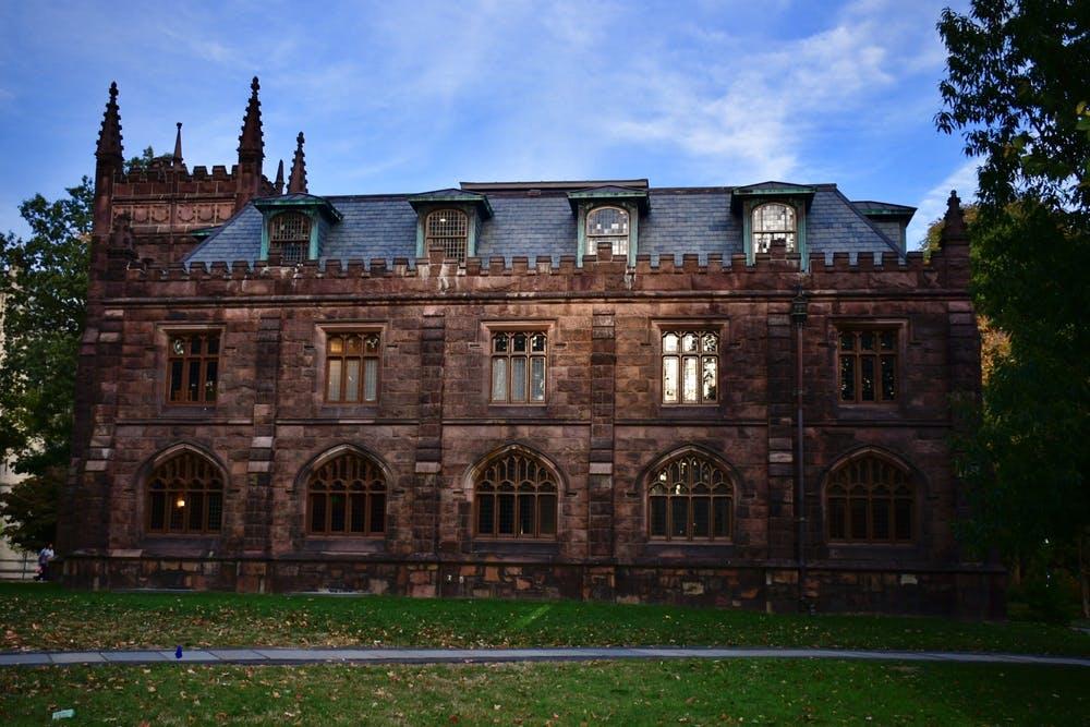 <p>Murray-Dodge Hall, which houses the Office of Religious Life.</p> <h6>Jon Ort / The Daily Princetonian</h6>