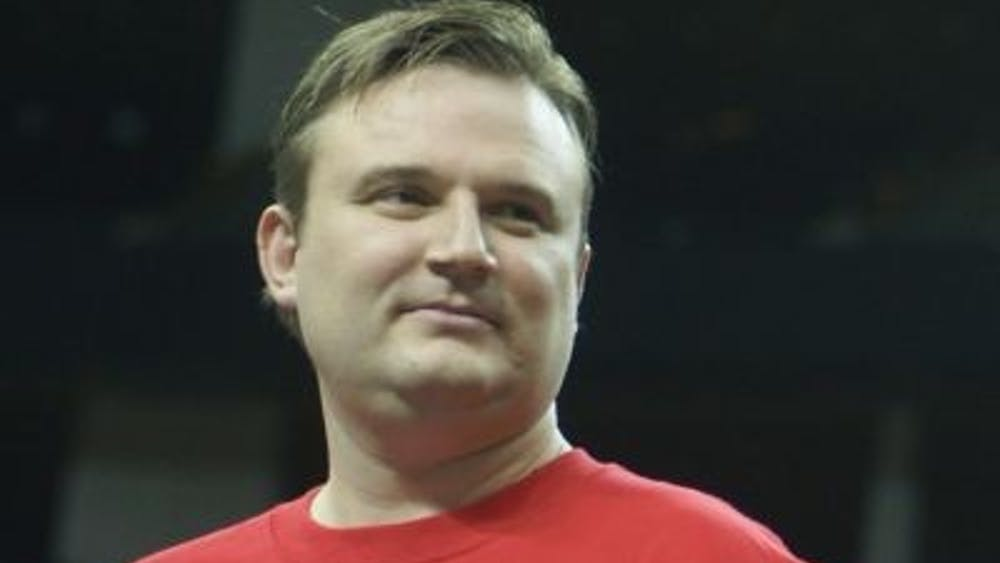 Daryl Morey, General Manager of the Houston Rockets Photo Credit: Morbidthoughts via Wikimedia Commons