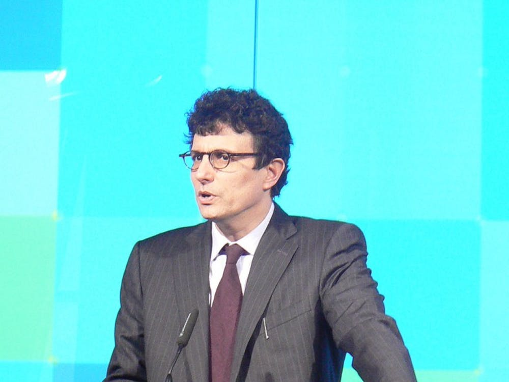David Remnick '81. Courtesy of Wikimedia Commons.