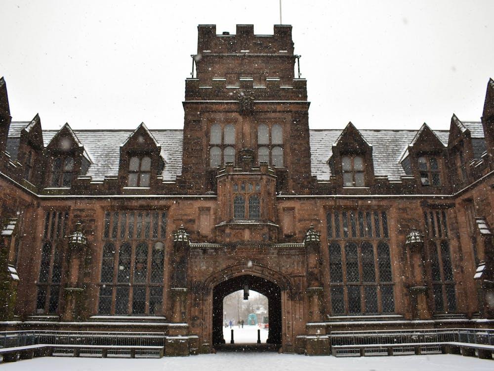 East Pyne Hall Mark Dodici / The Daily Princetonian