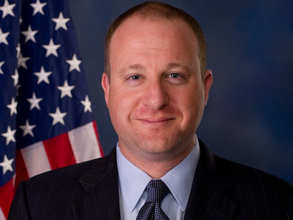Jared Polis '96 recently won election as governor of Colorado.  Courtesy of Wikimedia Commons.