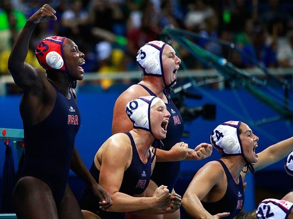 Ashleigh Johnson '17 Wins Gold