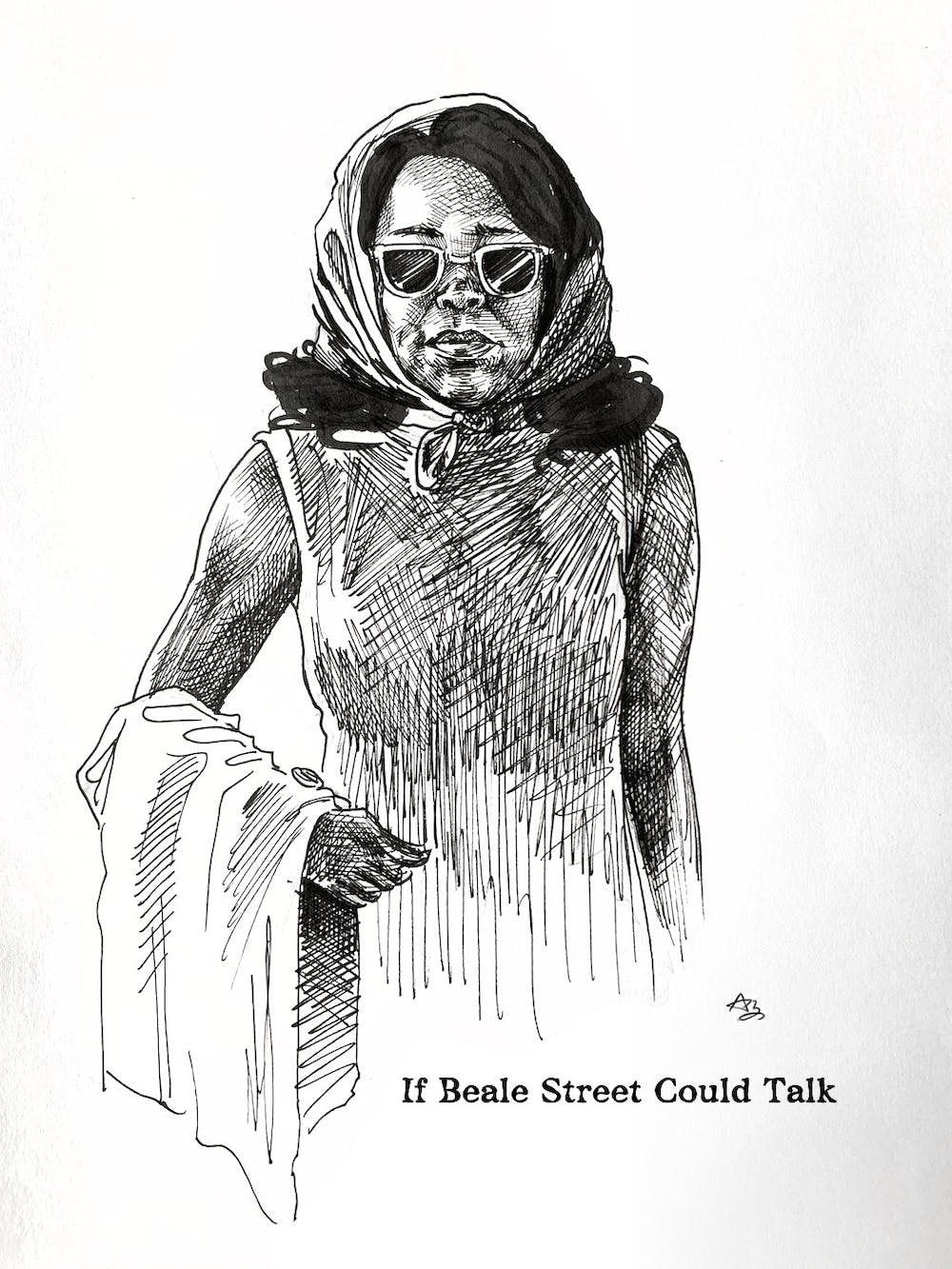 "<p>Academy Award winner Regina King as Sharon in ""If Beale Street Could Talk.""&nbsp;</p> <h6>Annabelle Berghof / The Daily Princetonian</h6>"