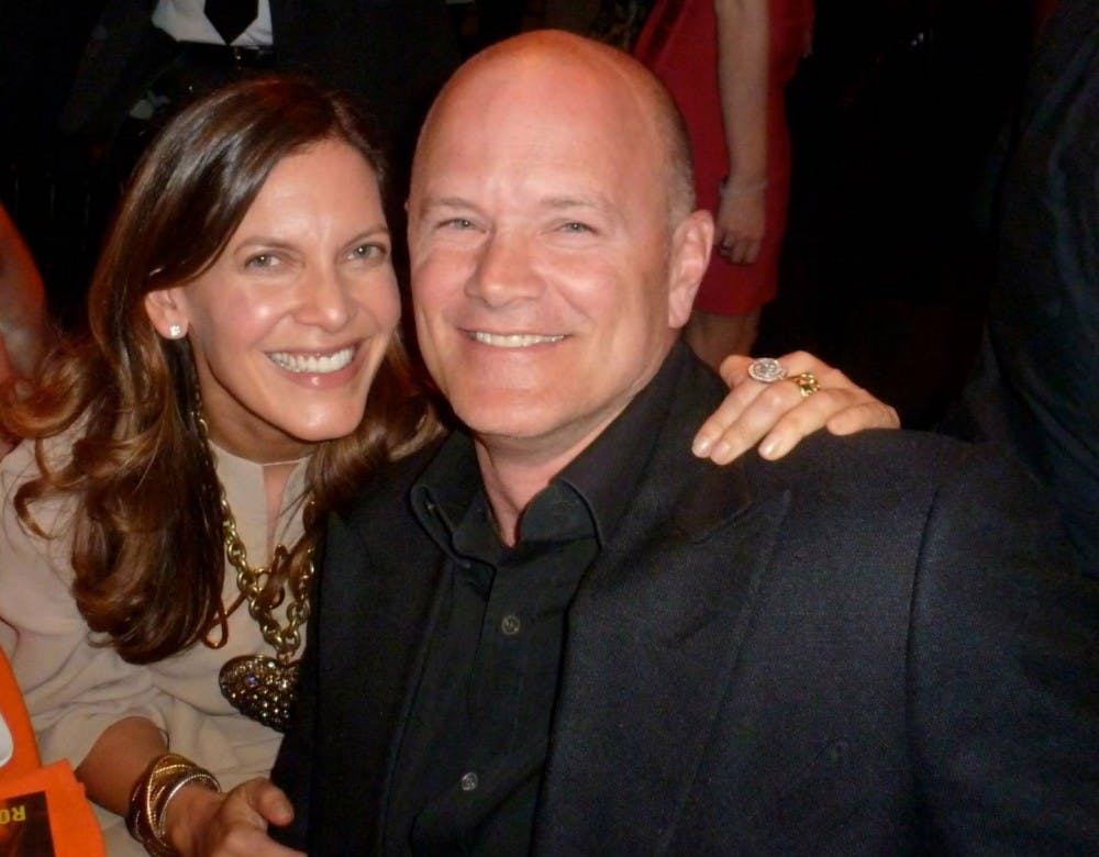 <p>The Bridge Year Program will be renamed as the Novogratz Bridge Year Program after a generous endowment from Michael Novogratz and Sukey Cáceres Novogratz. Photo courtesy of the Office of Communications.</p>