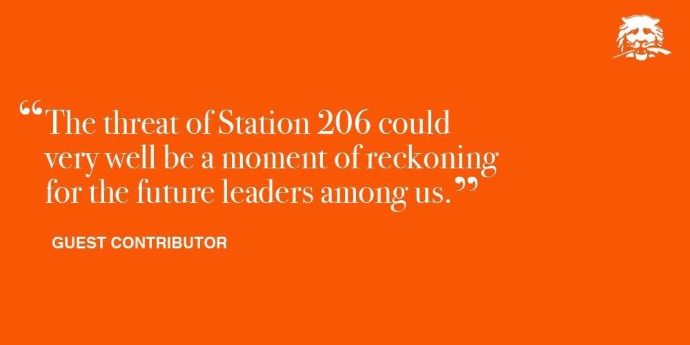 station 206 letter