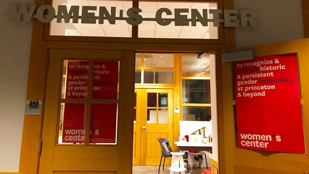 The Women's Center on the 200 level of Frist Campus Center, where the Bechdel Film Club meets every other Saturday.