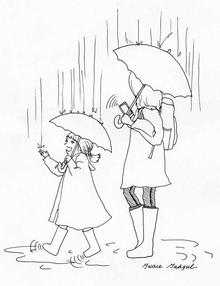 Rainy-Retrospection