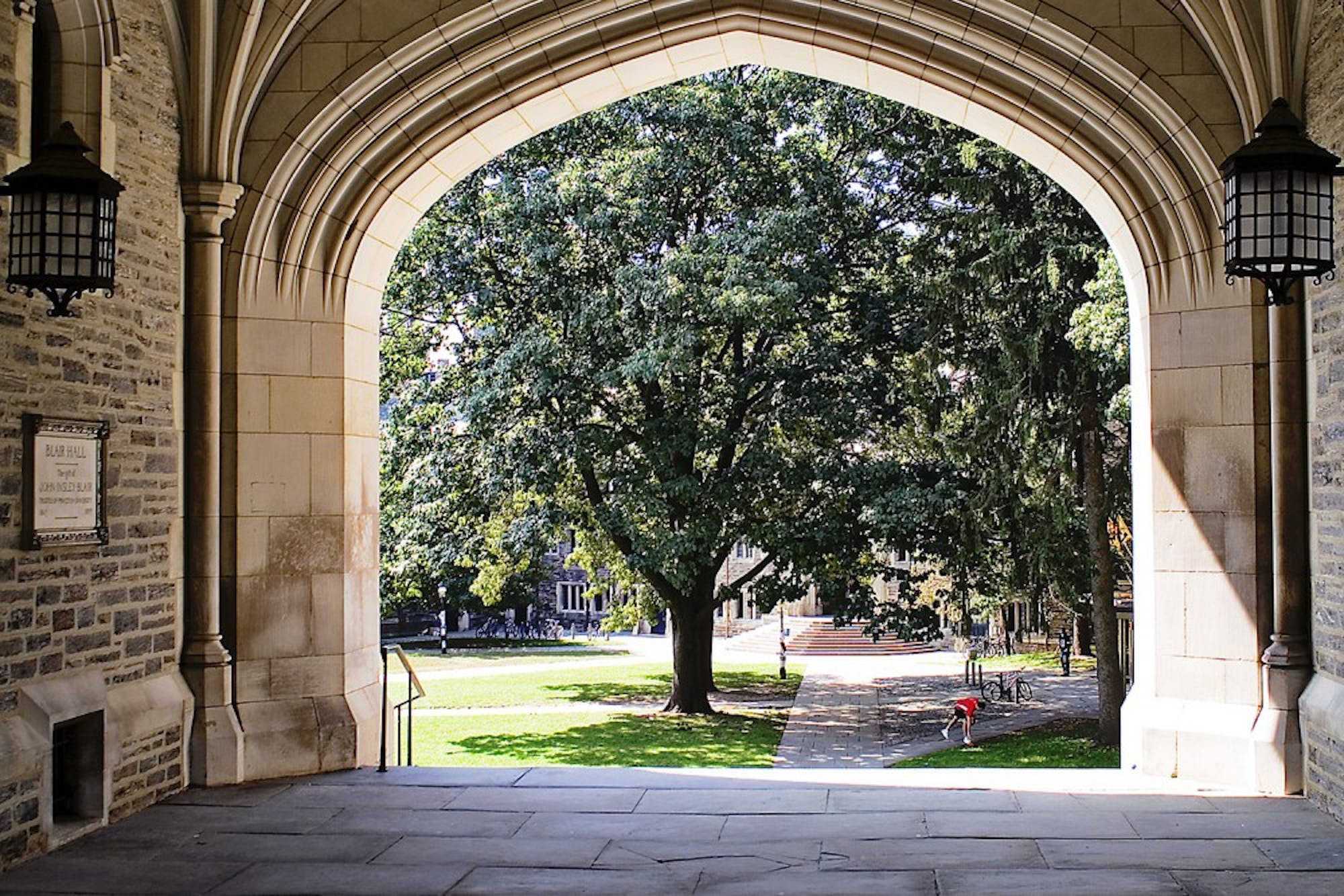 princeton-university-blair-hall-archway-gentry
