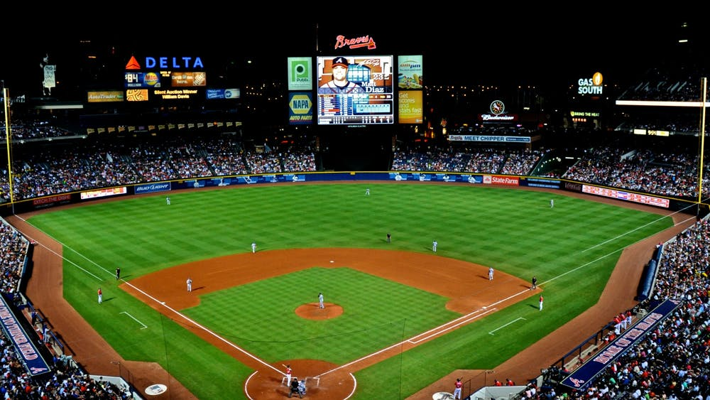 """Baseball Diamond"" by Geoff Livingston / CC BY-SA 2.0"