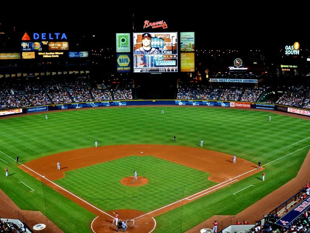 """Baseball Diamond"" by Geoff Livingston / CC BY-SA 2.0"