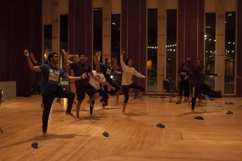 dhamaka rehearsal_Lisa Shi