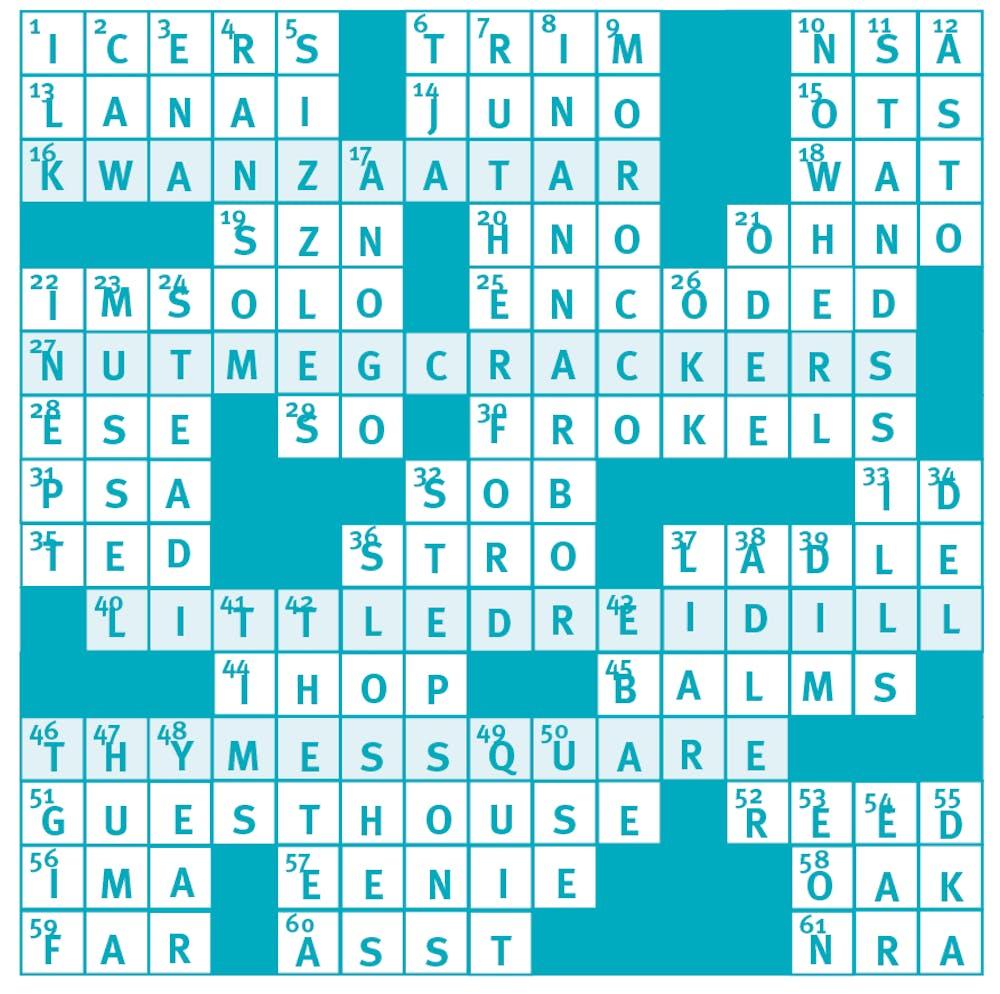 crossword-answers
