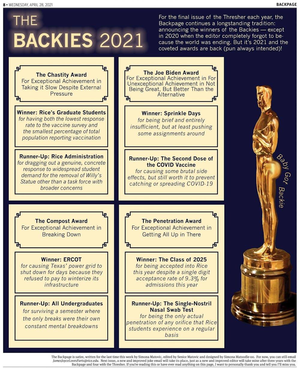 backies