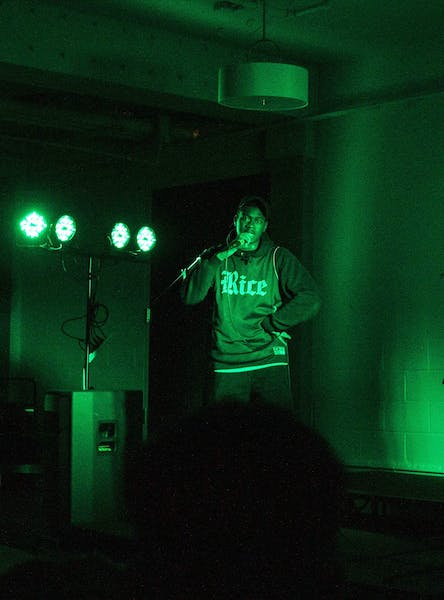 KTRU's Hip-Hop Night gives platform to student artists and performers