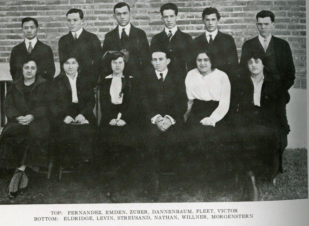 menorahsociety1916