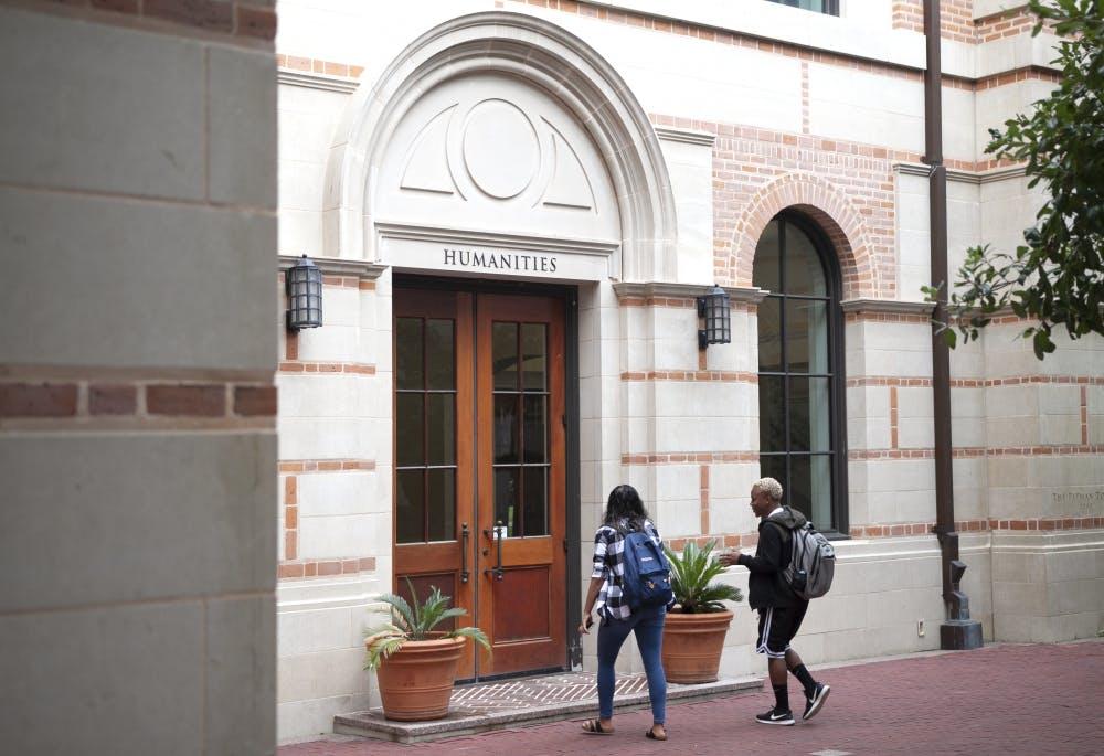 humanities building_Yi Luo