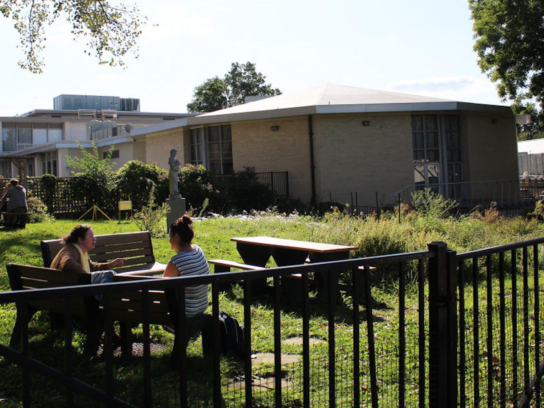 File-Photo-Campus-Garden