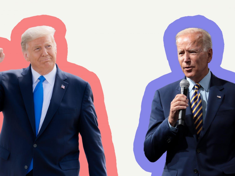 Trump-biden-poll
