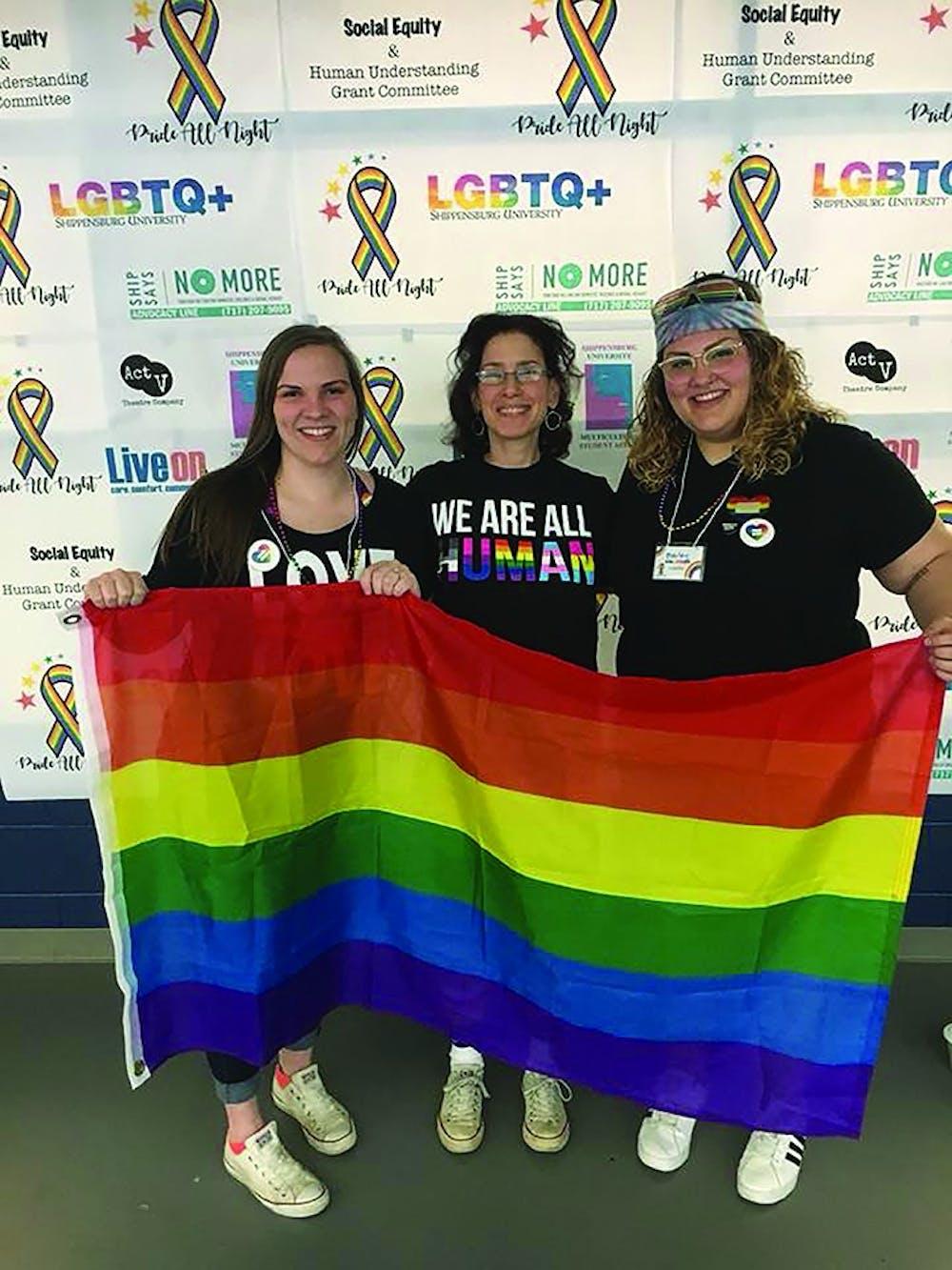 Event celebrates 24 hours of LGBT pride
