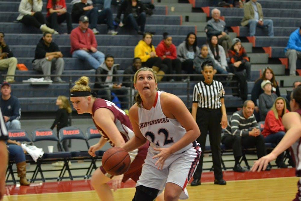 Women's basketball picks up third straight victory