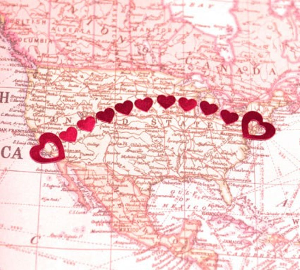 Can long-distance relationships work?