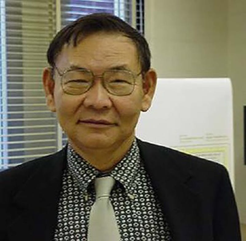 Nathan Mao, a Shippensburg University English professor