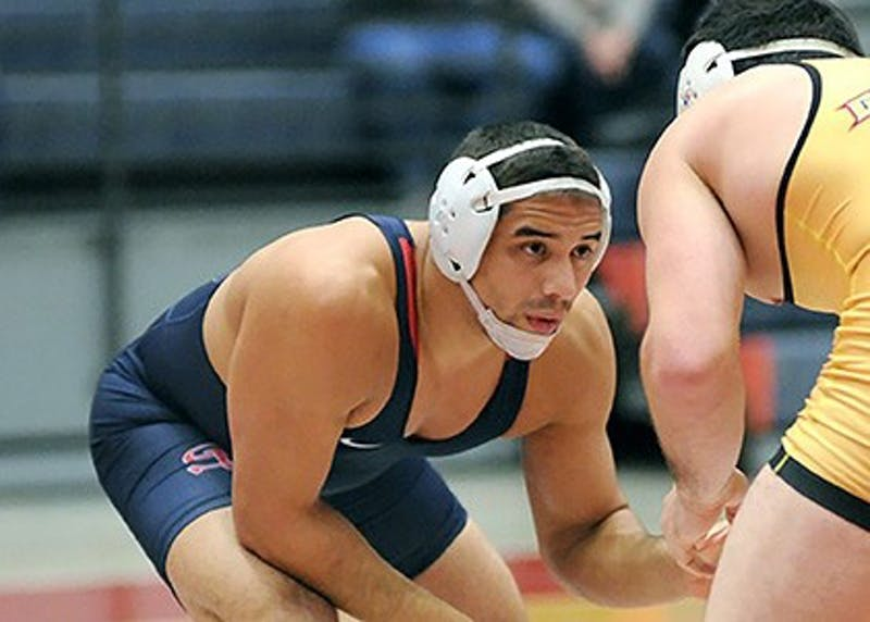 Evan Ramos won all three of his PSAC bouts this week, improving his season record to 17–1.