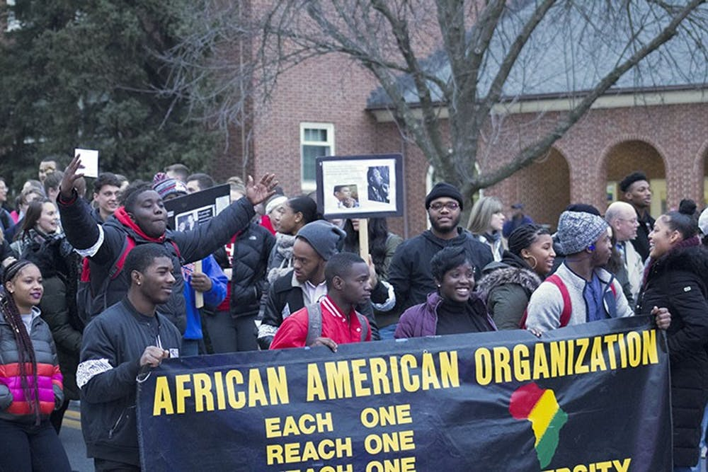 Annual march for humanity to empower SU students