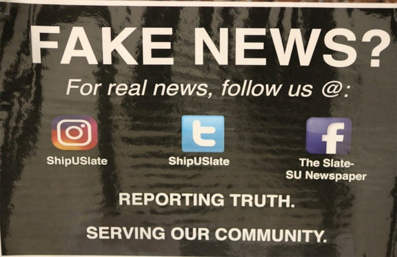 "The meaning behind the term ""fake news"" can be explained in different ways depending on the person."