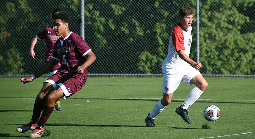 Men's soccer loses at buzzer to Millersville, 1-0