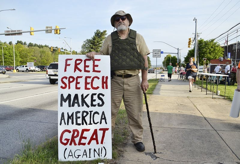 The right to free speech and the importance of it in a politically polarized country has become an increasingly important issue.