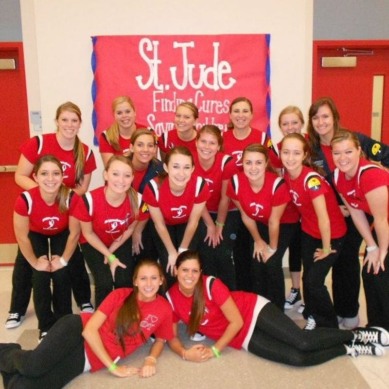 In MOtion Dance Troupe will host its annual Dance O'Gram fundraiser next weekend to spread Christmas cheer.