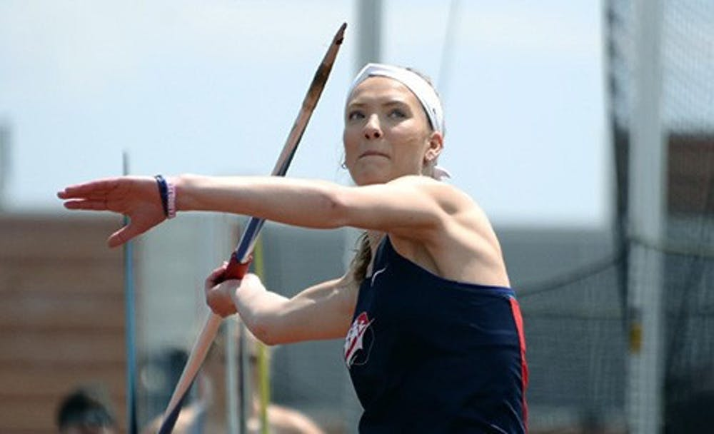Track-and-field opens up season at Elizabethtown