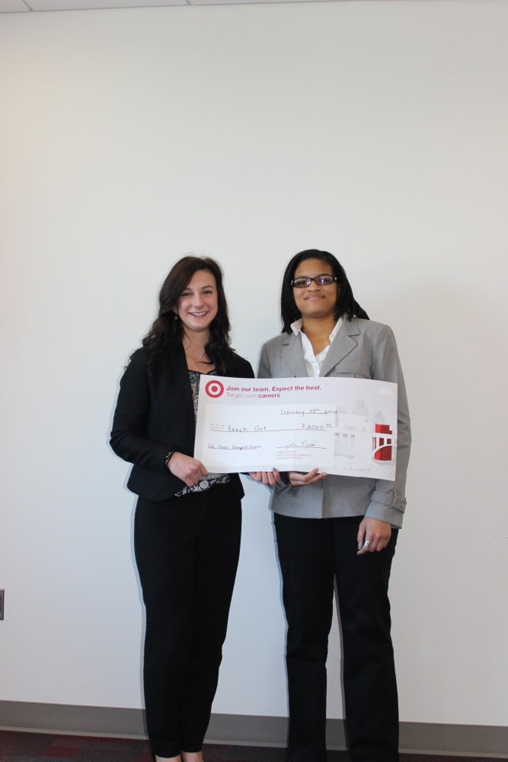 Reach Out group wins undergraduate club case competition