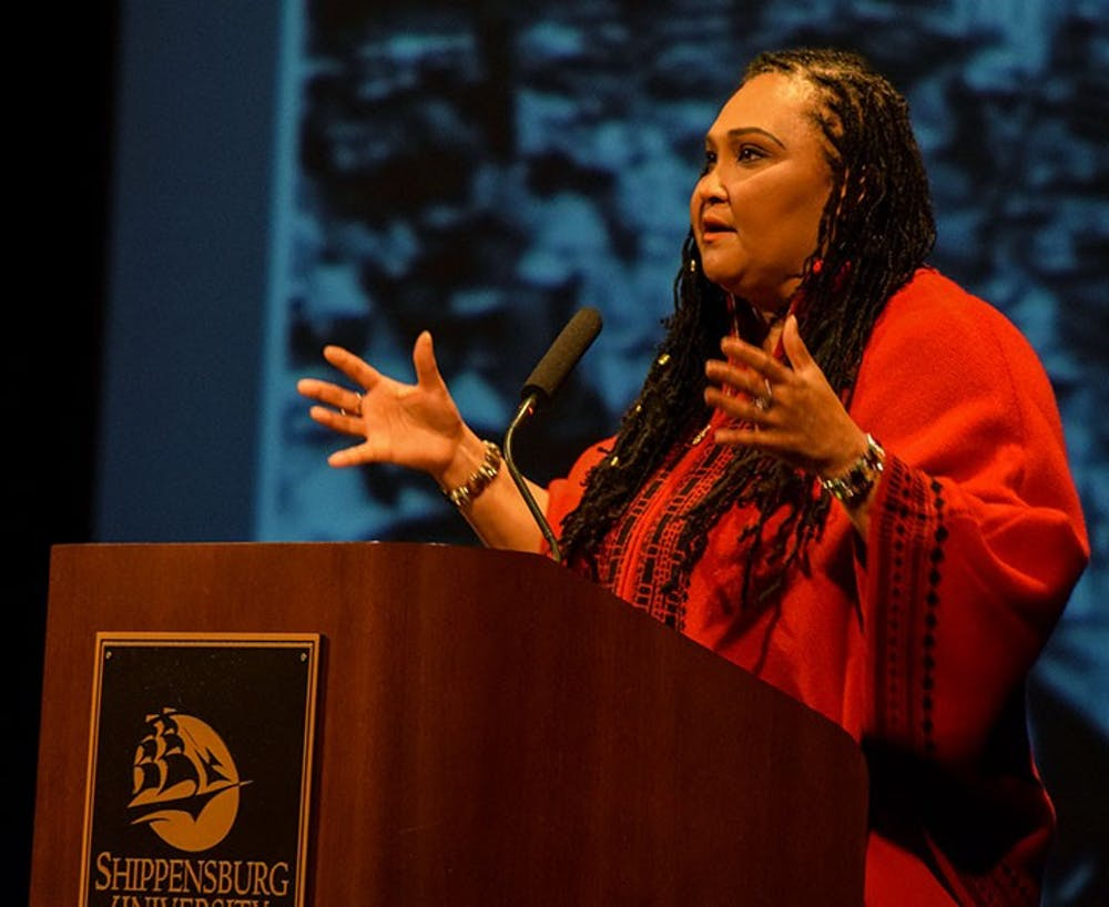 Maryum Ali reflects on father's legacy, promotes civil rights