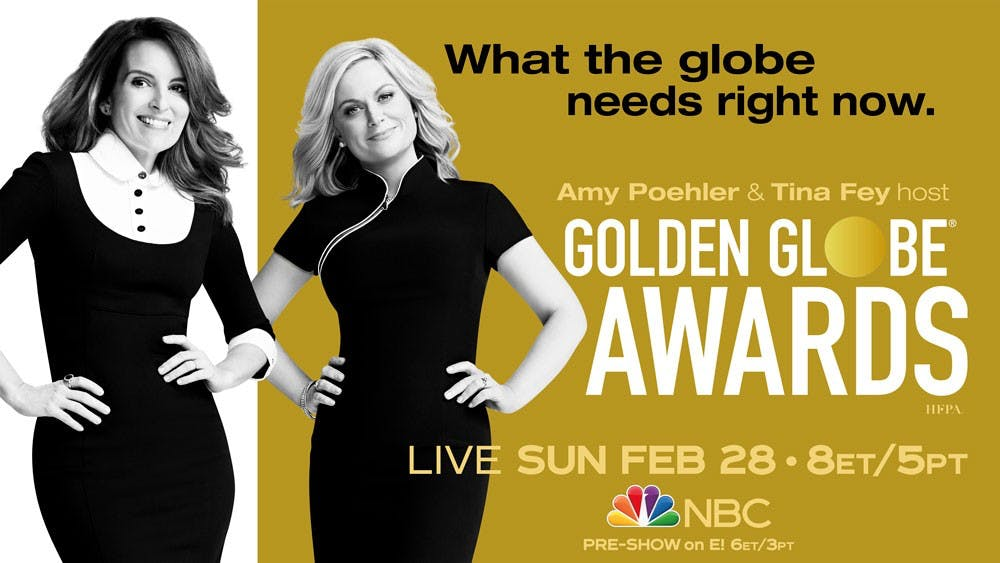 Preview: The 78th Annual Golden Globe Awards