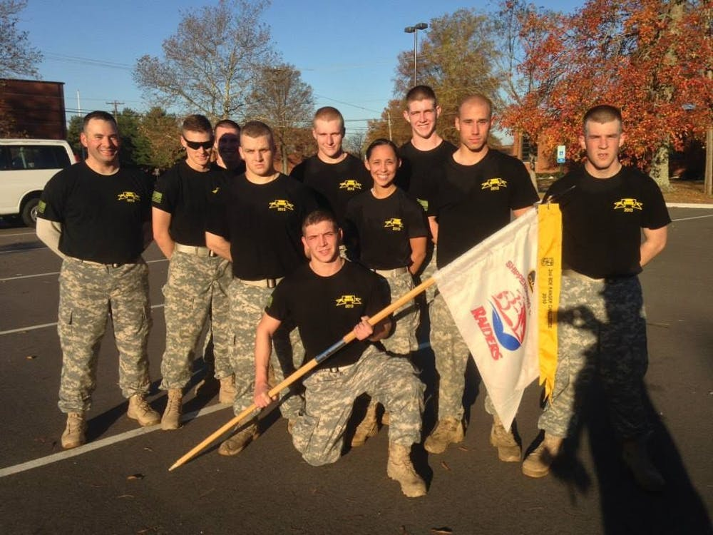 SU ROTC places 7th in regional competition
