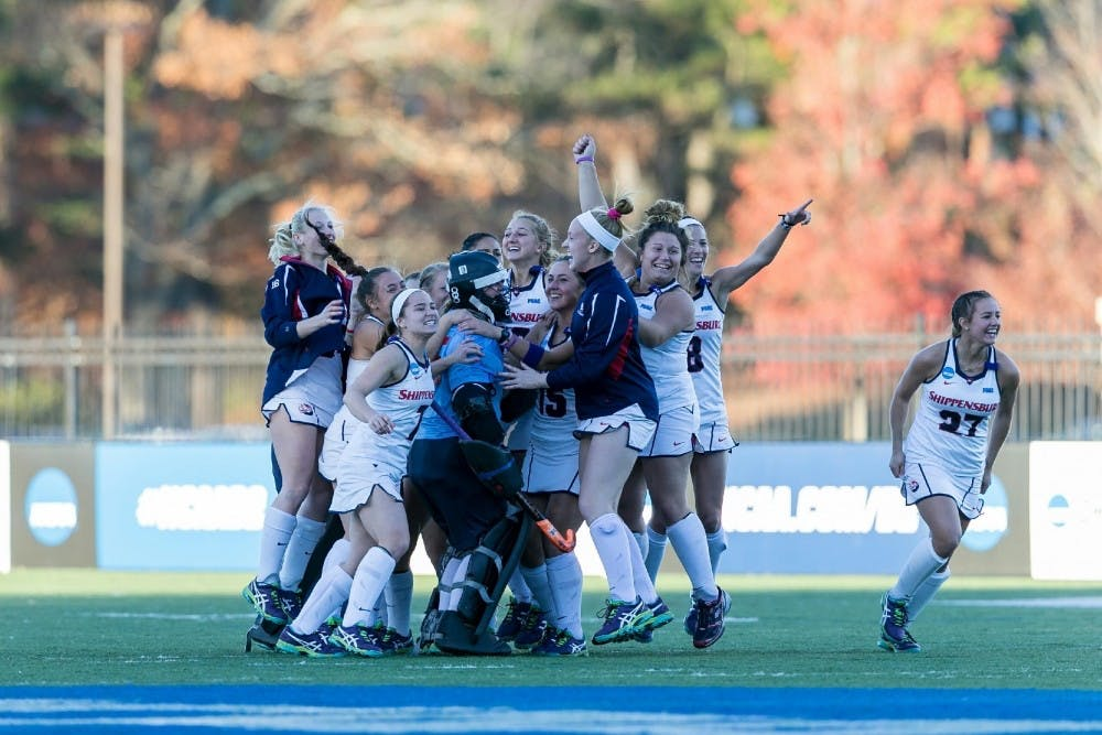 PREVIEW: Field hockey to battle East Stroudsburg in NCAA Semifinals