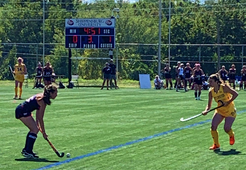 Field hockey's slide continues, team drops to 2-3