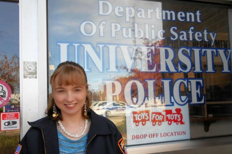 Brianna Bowen is a sophomore criminal justice major at SU who wants to become a fire marshal.