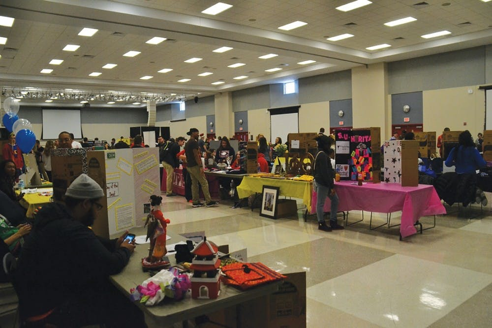 SIS fair gets students involved