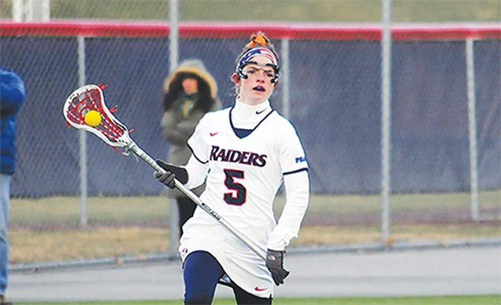 Lacrosse picks up PSAC road victory at Seton Hill, 12-7
