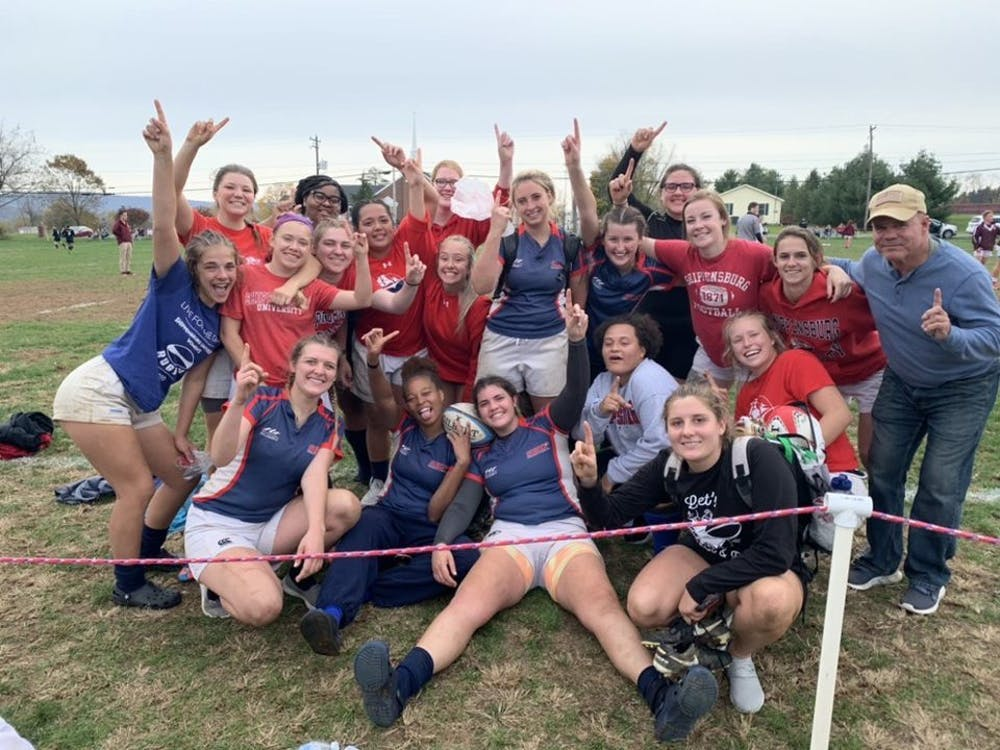 Women's rugby rebuilds after suspension