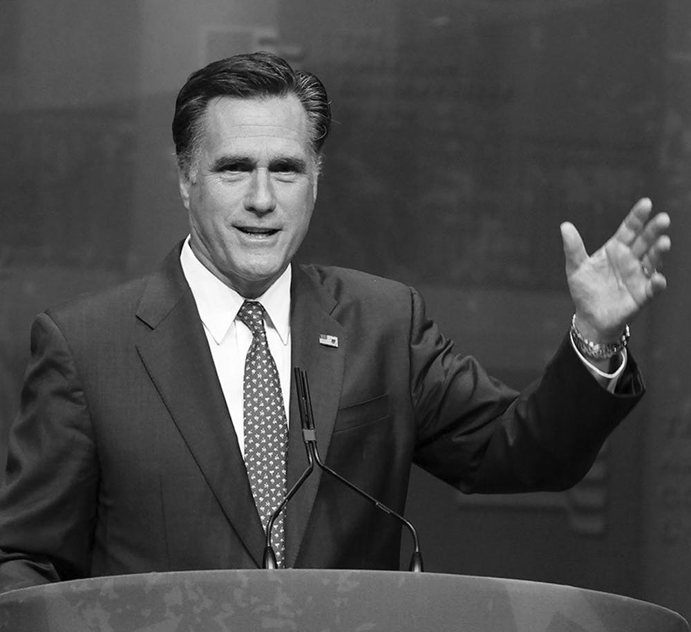 Mitt Romney cares about poverty