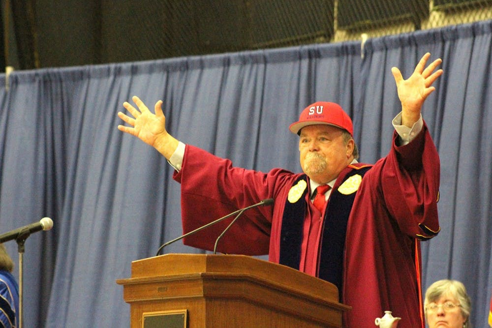 One thousand students graduate from Shippensburg University