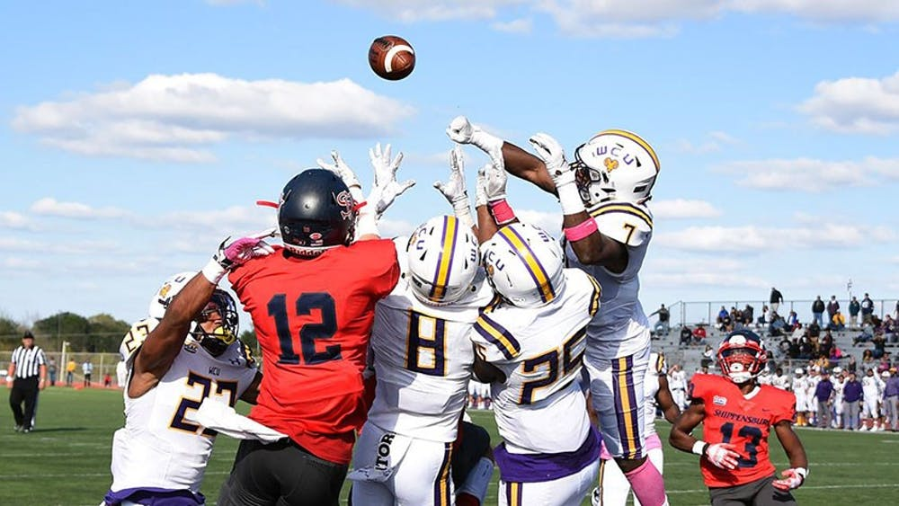 Red Raiders drop heartbreaker to No. 14 West Chester on final snap