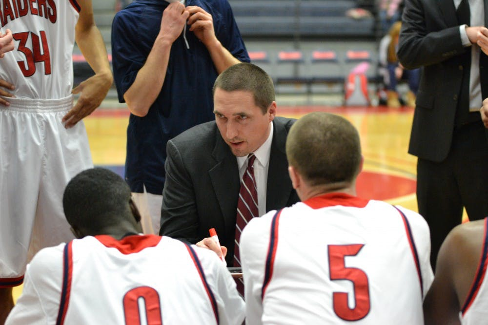 Coach Fite Settles in at SU